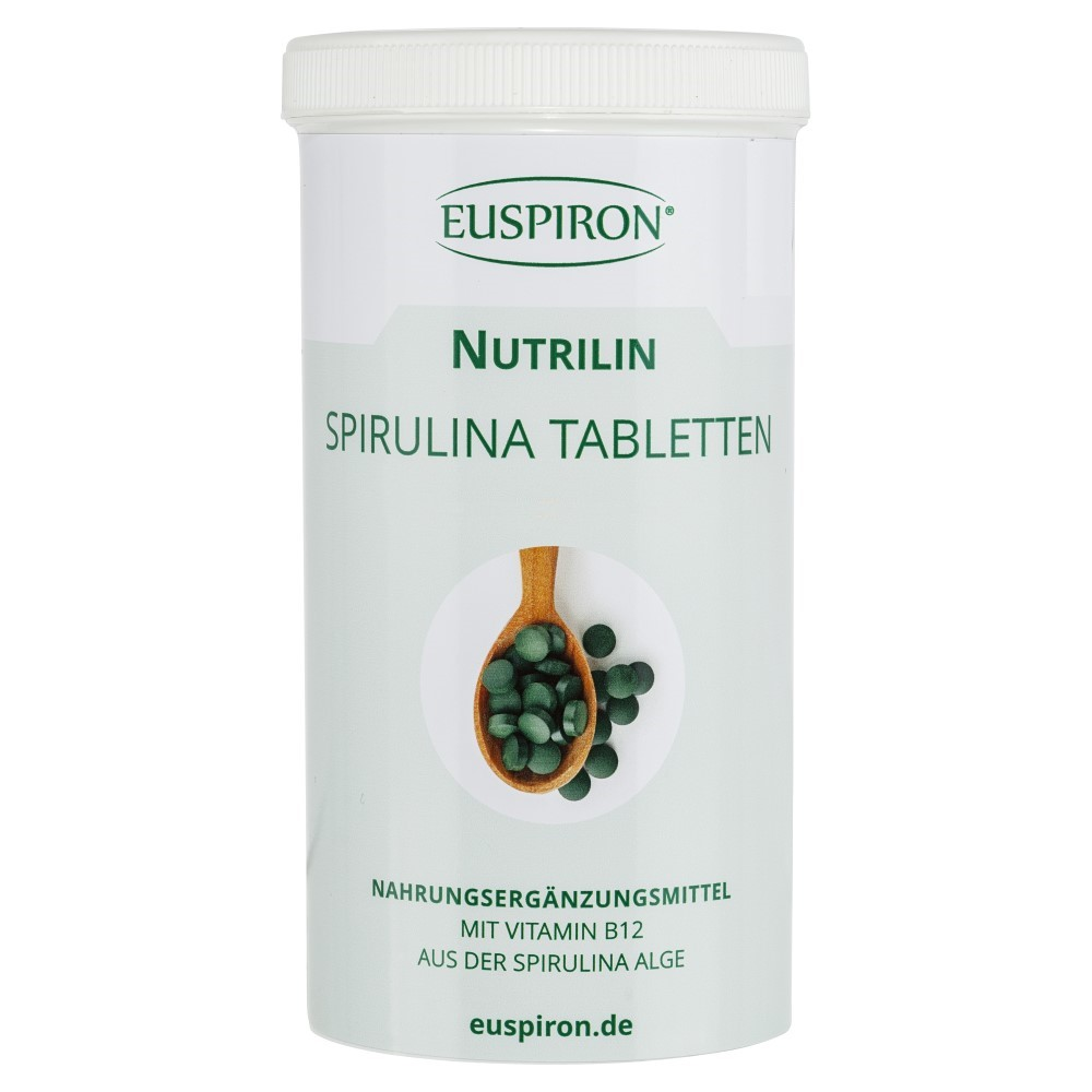 Nutrilin Spirulina's Midi (800 Stück)