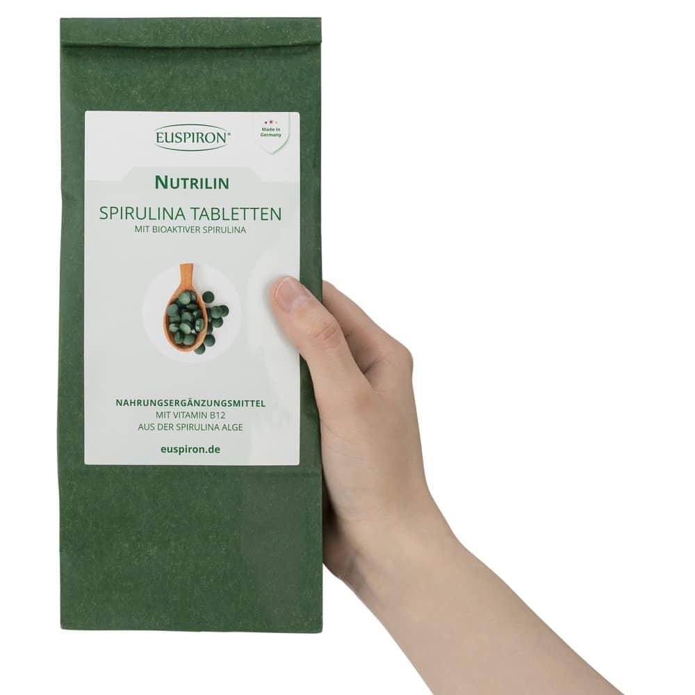 Nutrilin Spirulina's Maxi (1.300 Stück)