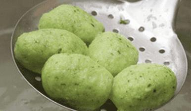 Grüne Gnocchi - lecker und gesund!