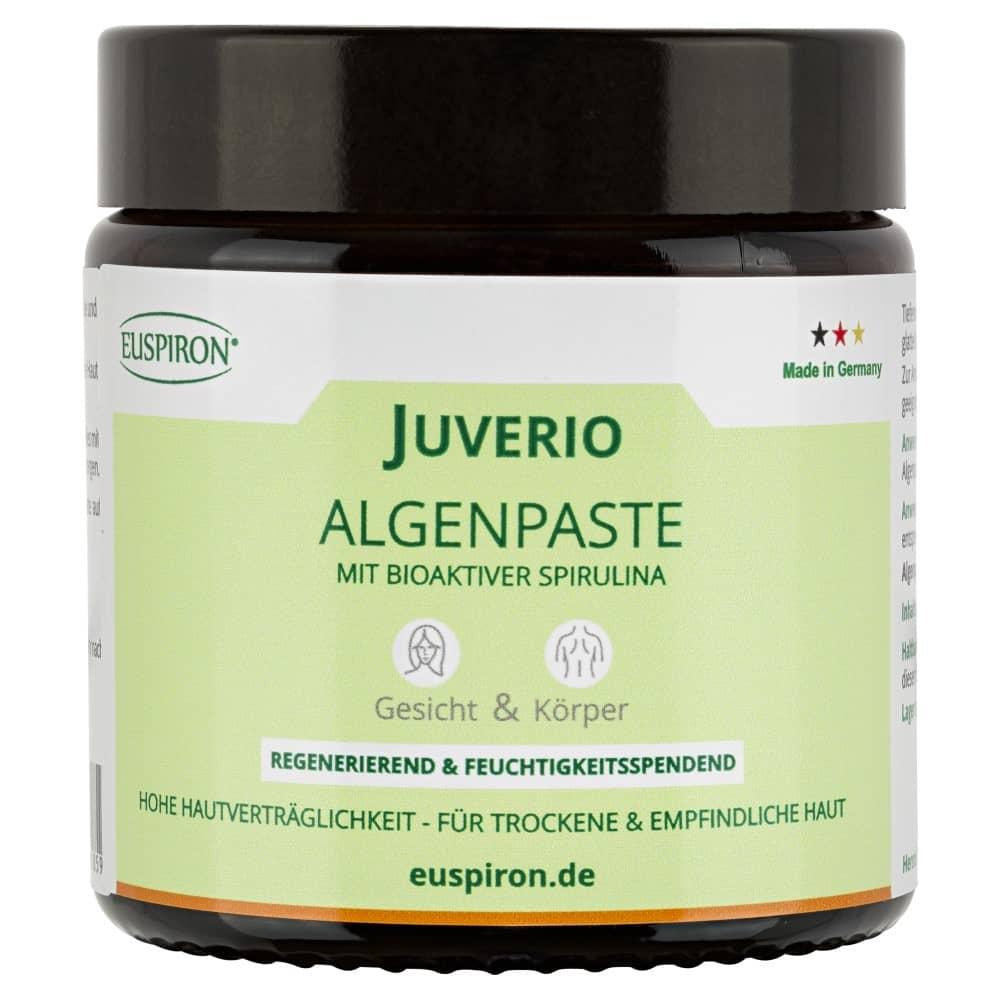 Juverio Algenpaste mit Spirulina (100 ml)