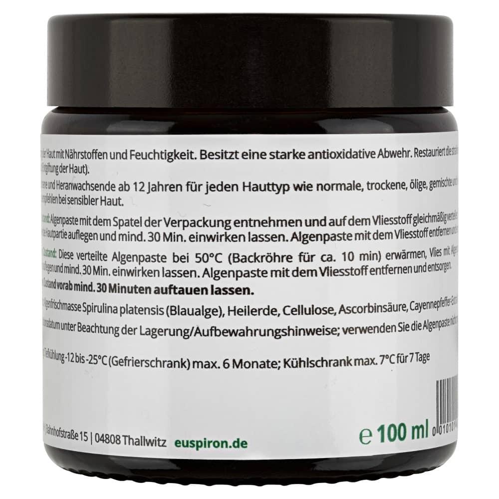 Sprintavil Medizinische Algenpaste Maxi mit Spirulina (500 ml)