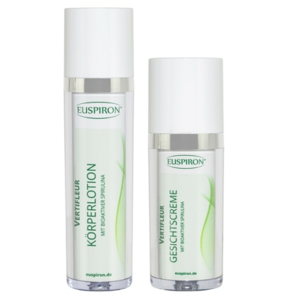 Vertifleur Körperlotion mit Spirulina (50 ml)