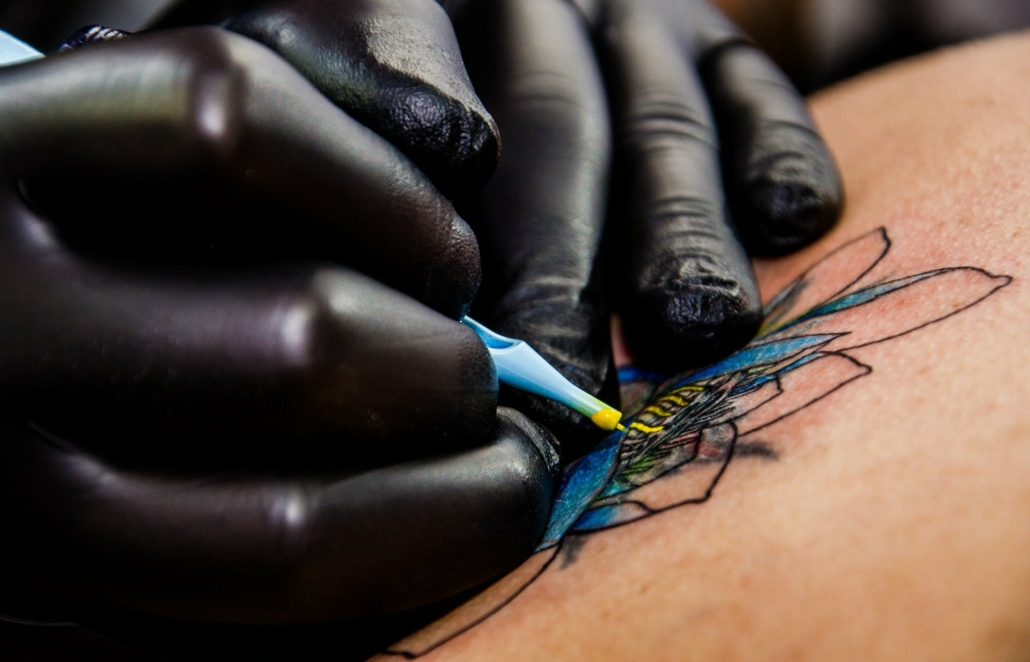 Tattoos / Tätowierung